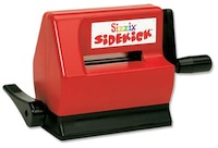 sidekick machine sizzix
