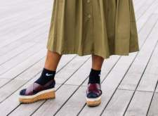 Socks with sandals: Thu…