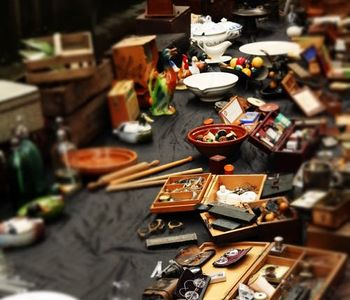 After spring cleaning, garage sales are a great way to get rid of unwanted stuff. Are you a garage sale shopper?