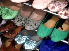 According to a study by shoe retailer DSW, 75% of women in the U.S. own more than 20 pairs of shoes. How many do you own?