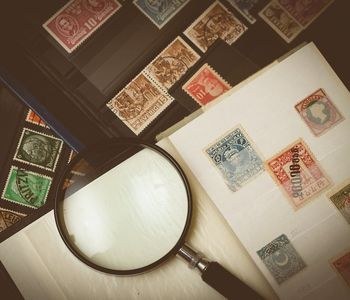 Stamp collecting is mak…