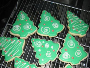 Super Christmas Sugar Cookies
