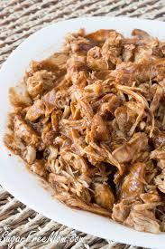 Shredded Turkey BBQ