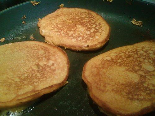 Perfect Pumpkin Pancakes