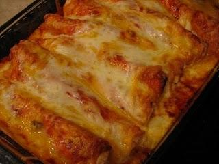 Homemade Enchilladas