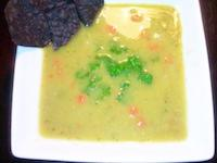 Vegan Split Pea Soup in 1hr