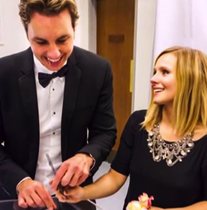 Planning Your Perfect Wedding? Actress Kristen Bell Proves Why Money Doesn't Matter