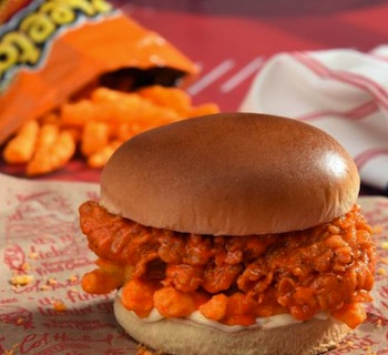 KFC's Limited Edition Cheetos Chicken Sandwich, Will You Give It a Try?