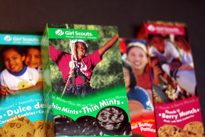 Girl Scout Cookie Sales Are …