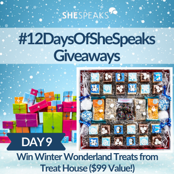 12 Days of SheSpeaks, Day 9: Win Winter Won…