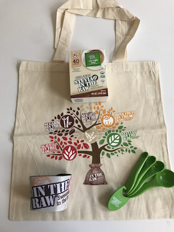 Enter The @SheSpeakUp #OrganicStevia #InTheRaw Giveaway!