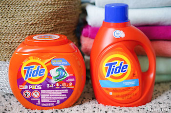 Tide's Best Value of the Yea…
