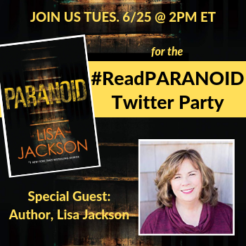 Join Us For The #ReadPARANOI…