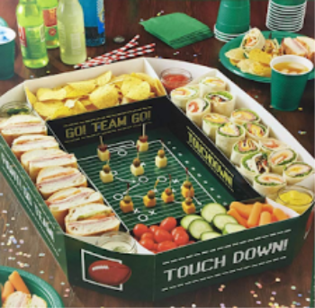 Tips for Game Day Entertaini…