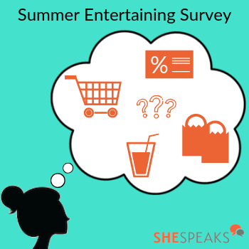 Summer Entertaining Survey: The Results Are In. Check Them Out & Enter to Win a $25 Gift Card!