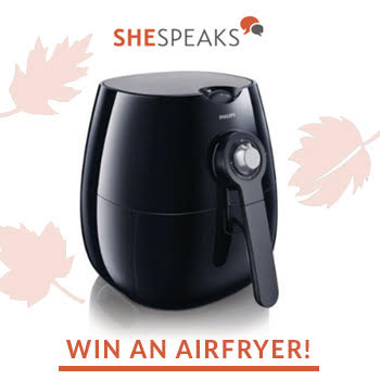 Thanksgiving Meal Ideas and a $250 Philips #AirfryerGiveaway