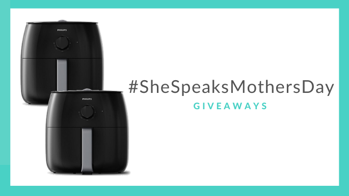 #SheSpeaksMothersDay: Win 1 …