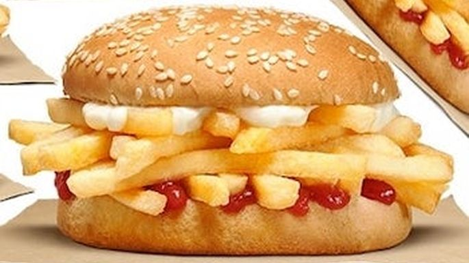 Burger King's Latest Sandwic…