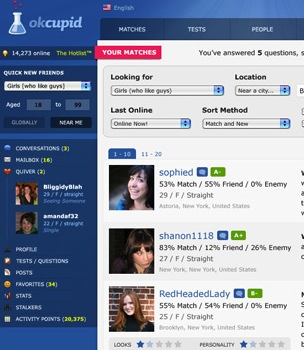 OKCupid's New Feature Caters To Those Who Prefer Open Relationships