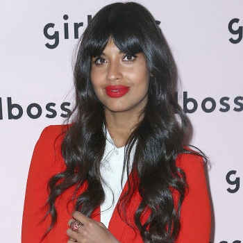 Jameela Jamil Points Out Huge Beauty Double-Standard Between Images of Men and Women In Hollywood