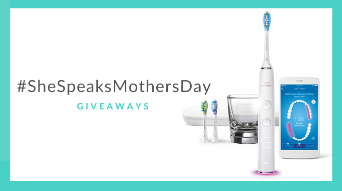 3 Chances to Win a Philips Sonicare Electric Toothbrush ($190 value!)