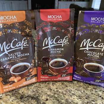 Win Delicious McCafe Mocha Ground Coffee & a Walmart Gift Card!