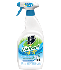 Hot Shot Natural Home Insect Control