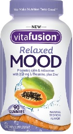 Vitafusion Relaxed Mood …