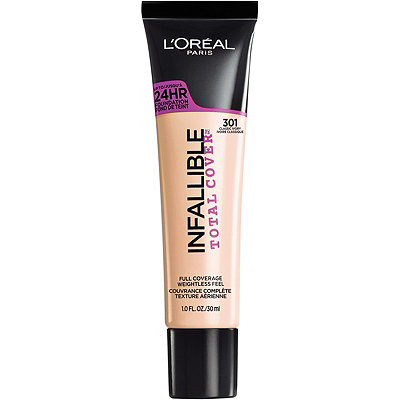L'Oreal Infallible Total…