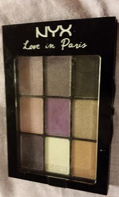 NYX Love in Paris Eye Sh…