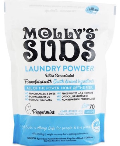 Molly's Suds  Ultra Concentrated Laundry Powder