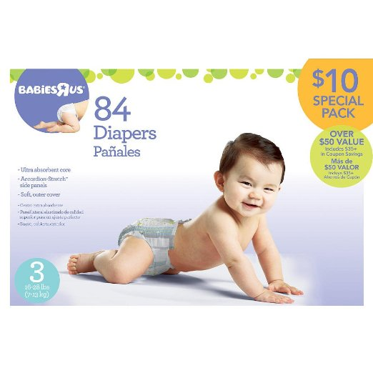 Babies R Us  Diapers