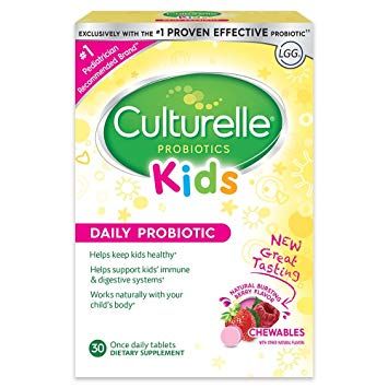 Kids Probiotic Chewables