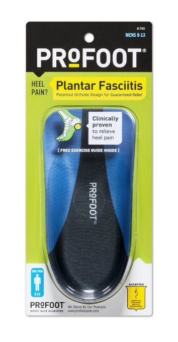 Profoot Orthodic Insoles