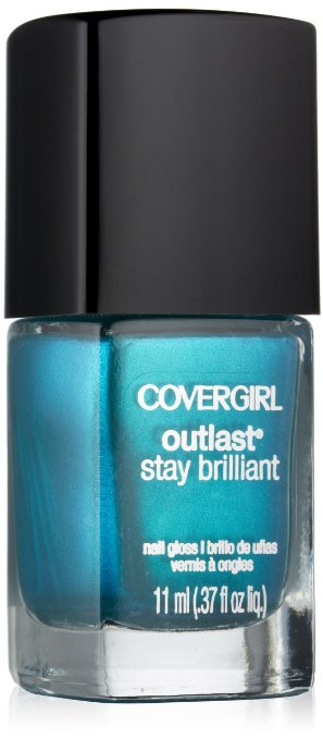 Covergirl outlast stay brilliant  Constant carribean