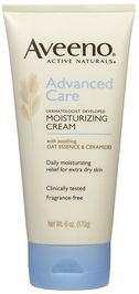 Aveeno Active Naturals Advanced Care Moisturizing Cream