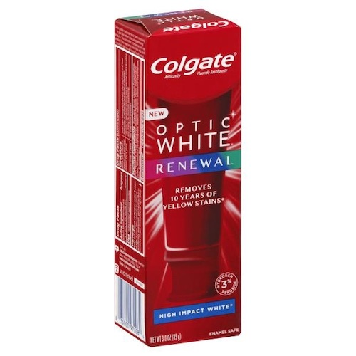 Colgate Optic White Rene…