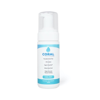 Coral  Toothpaste Nano S…