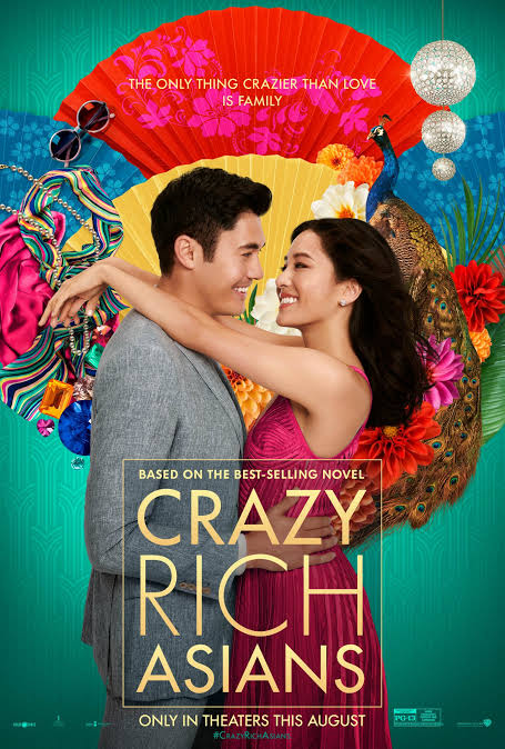Color Force Crazy Rich Asians