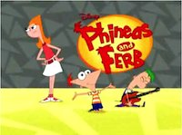 Disney Phineas and Ferb