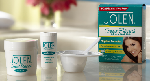 Jolen Cream Bleach Kit f…