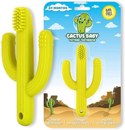 Cactus Baby Teething To…