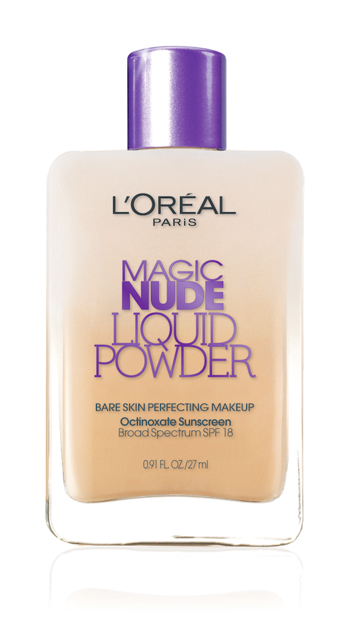 L'Oreal Magic Nude Liquid Powder Makeup