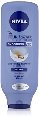Nivea In-shower Body Lotion Shea Butter