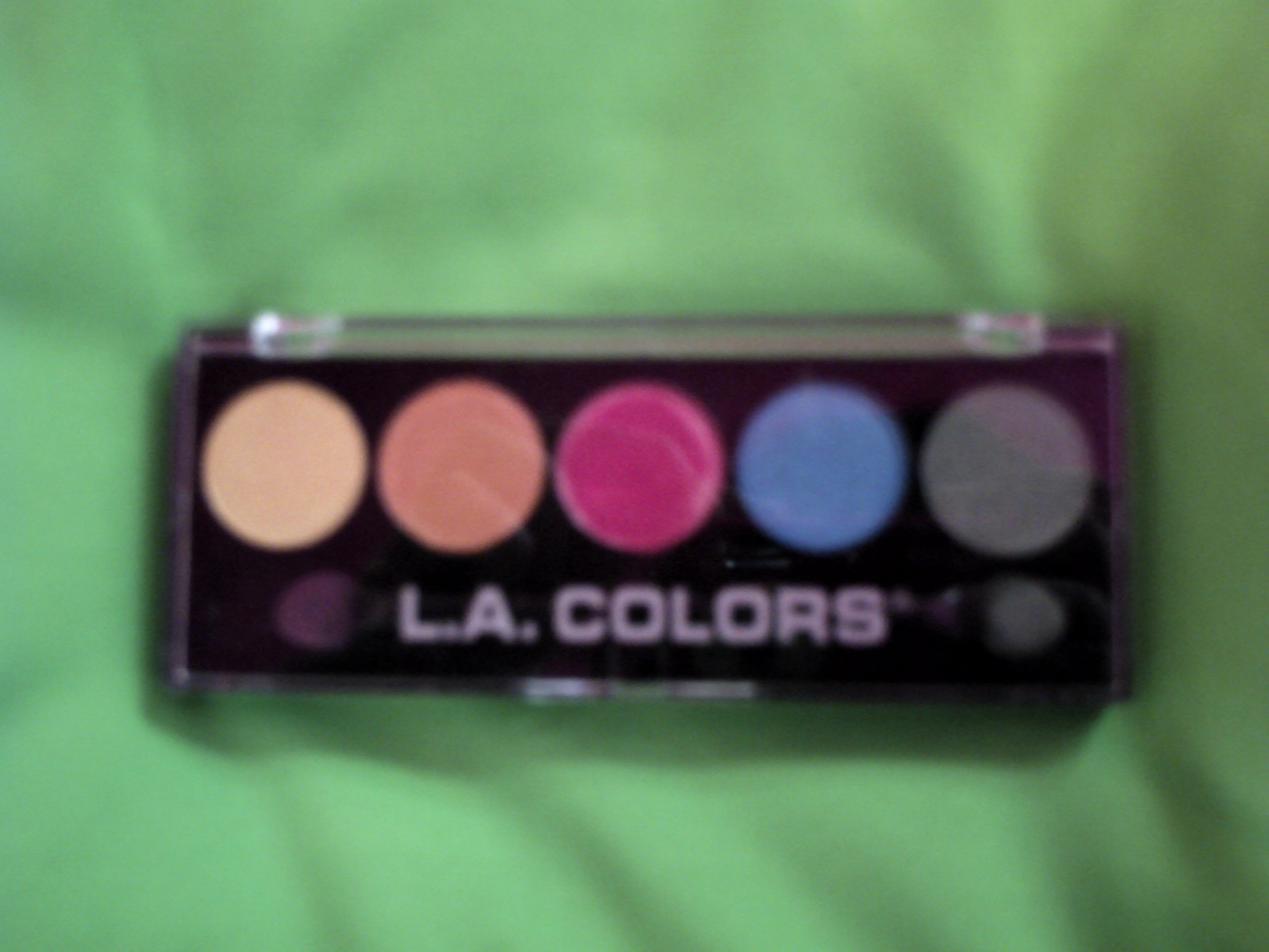 L. A. Colors 5 Color Met…