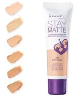 Rimmel Stay-matte mousse…
