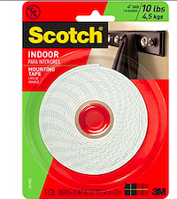 Scotch Indoor Mounting Tape