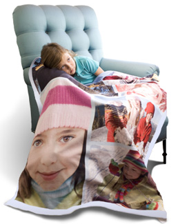 Snapfish Photo Blanket