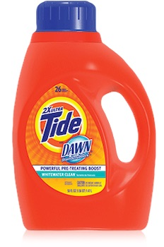 Tide with Dawn Stainscrubbers Liquid Laundry Detergent