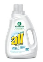 All  Free Clear Detergent